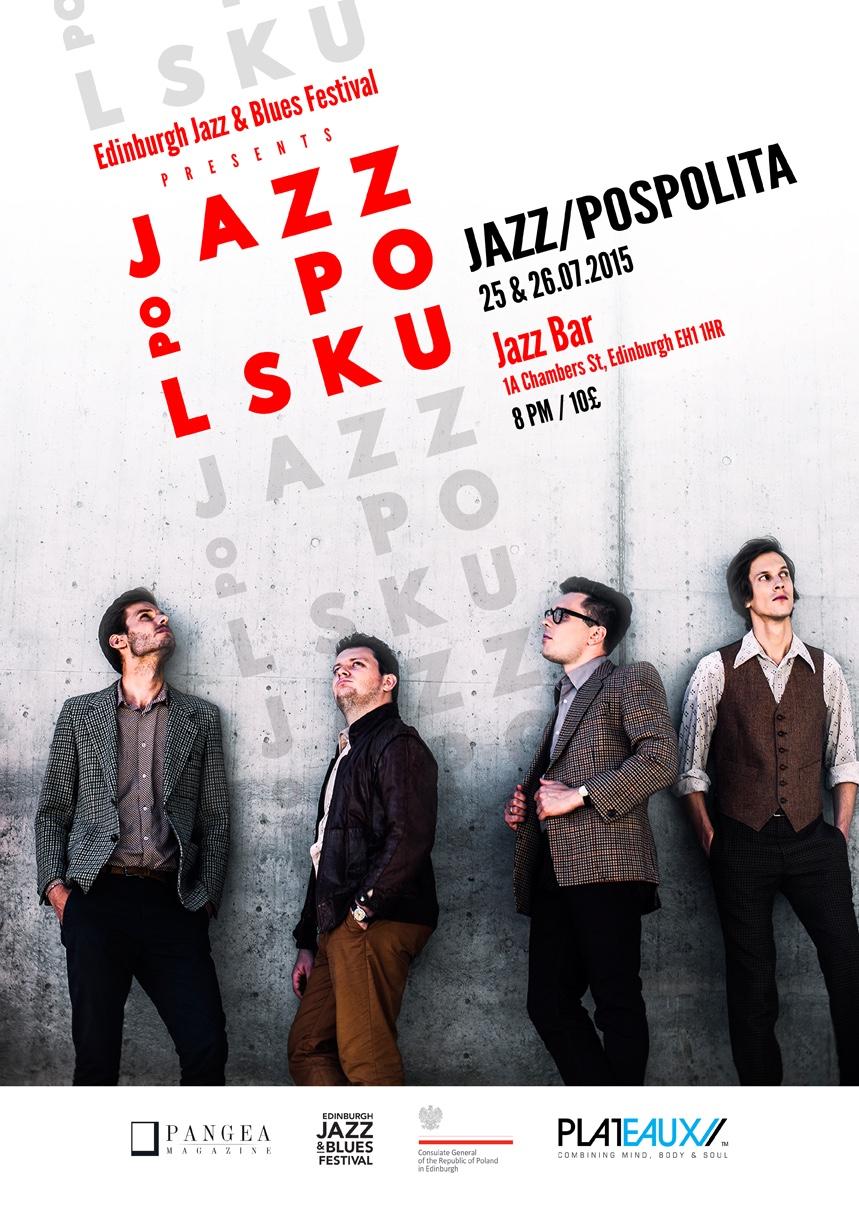 Jazzpospolita Edinburgh 2015