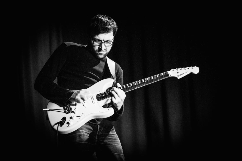 Michał Milczarek guitar