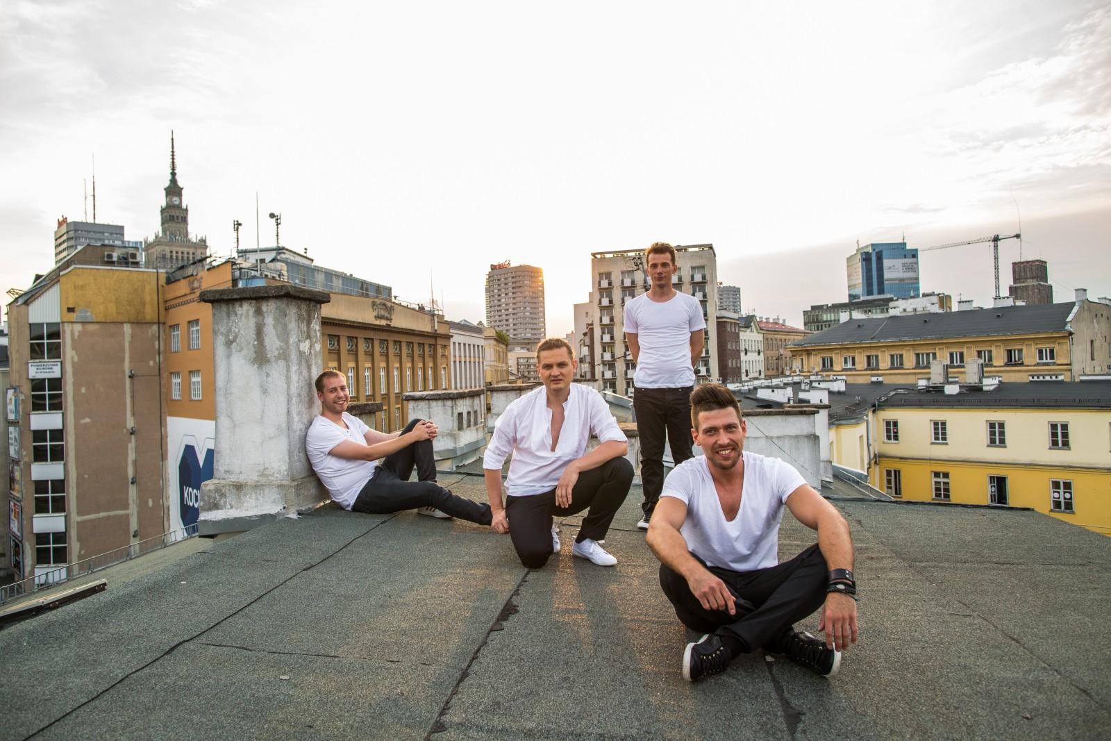 Imagination Quartet fot.Rafał Jarzombkowski 2 net
