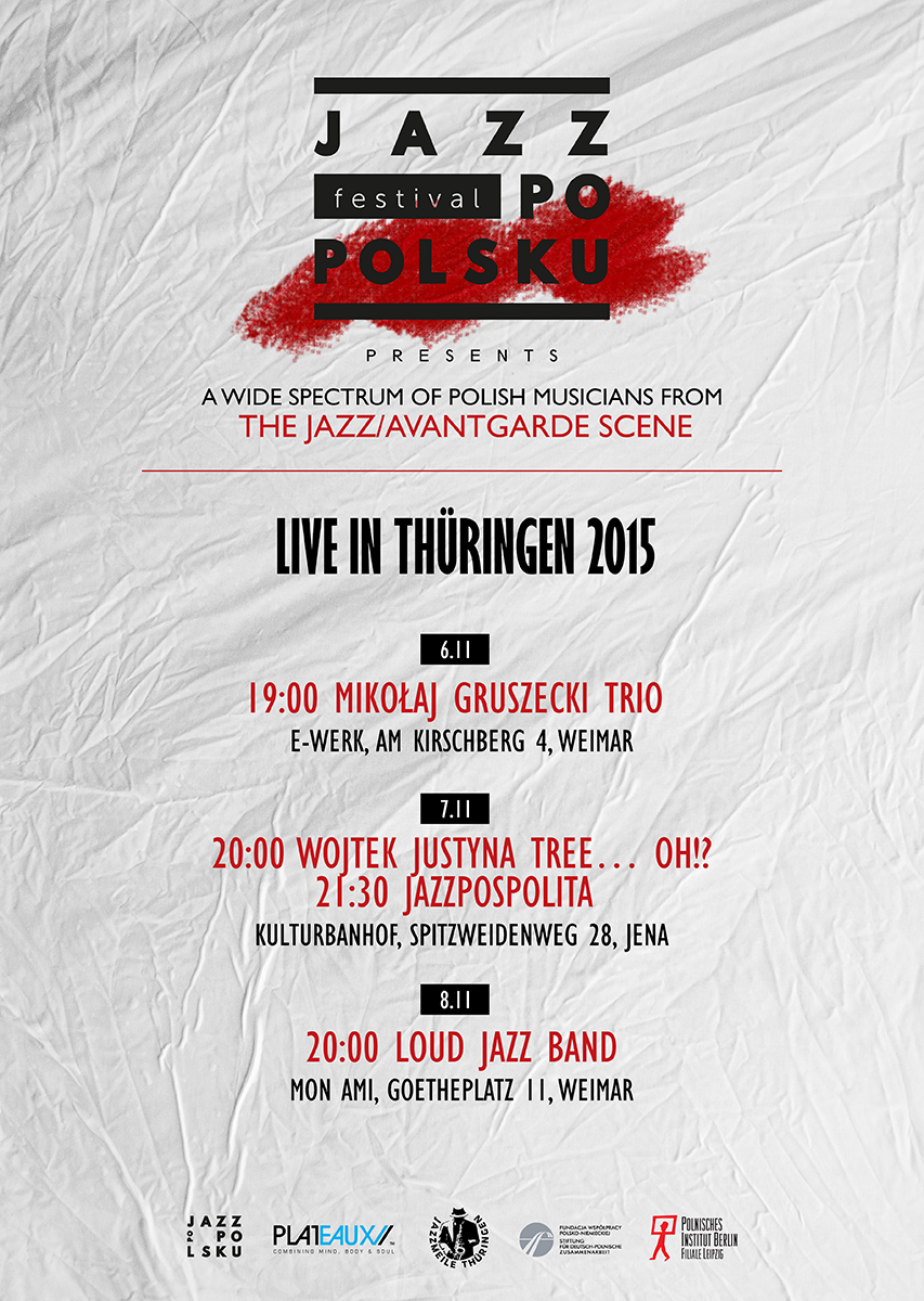 Jazz po polsku Live in Thuringen 2015