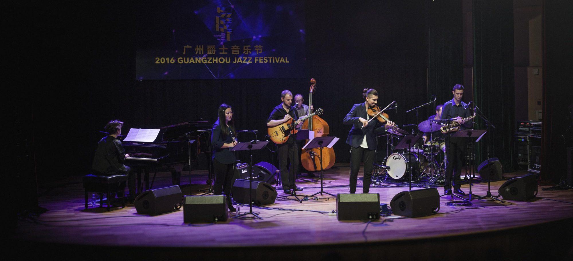 Jazz Po Polsku Ensemble fot M. Głowiński